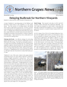 2014DecNGPnewsletter Page One